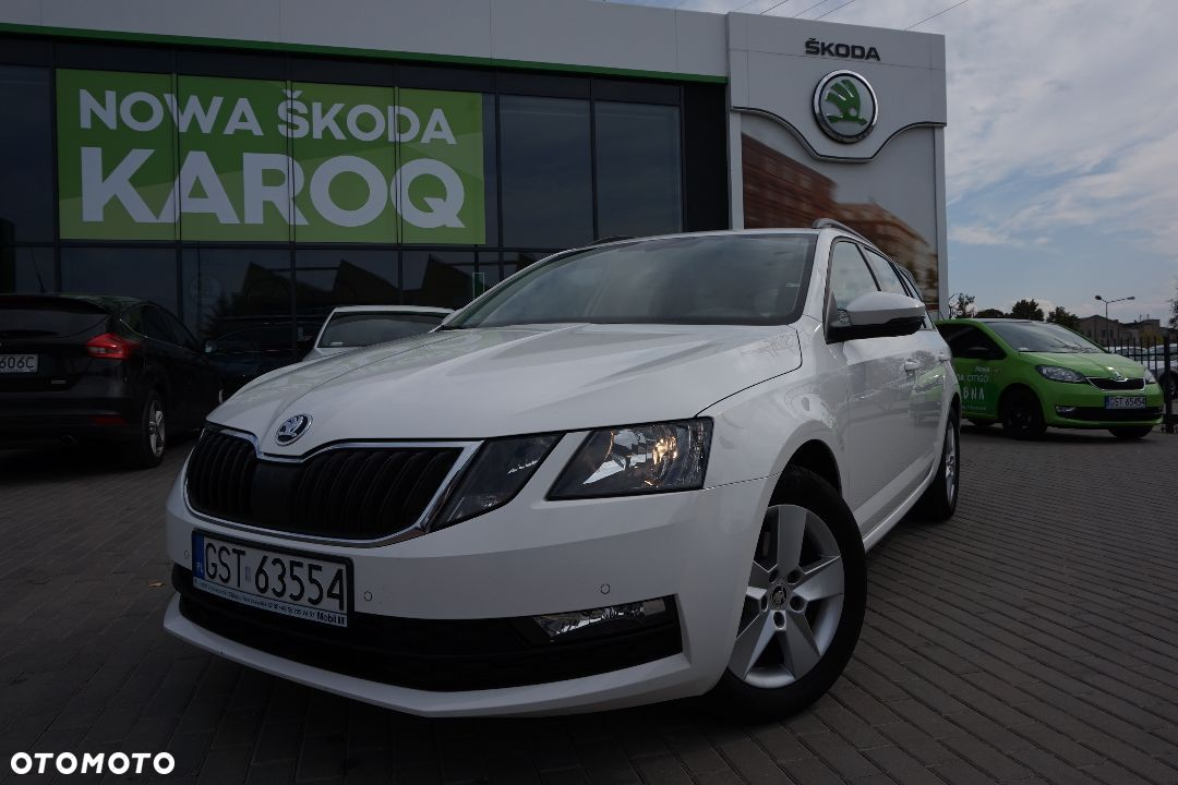 skoda octavia 1 4 tsi 150 km ambition demo hadm gramatowski. Black Bedroom Furniture Sets. Home Design Ideas